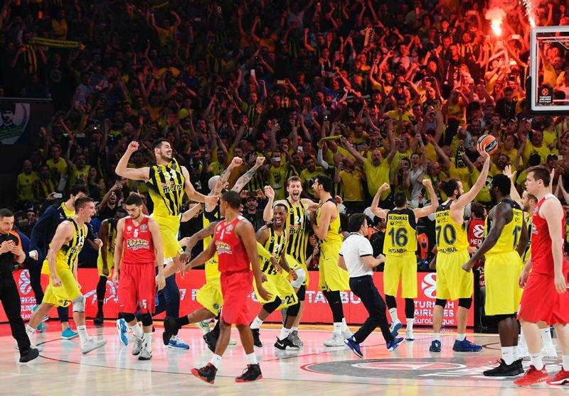 Fenerbahce Basketbol Takımı